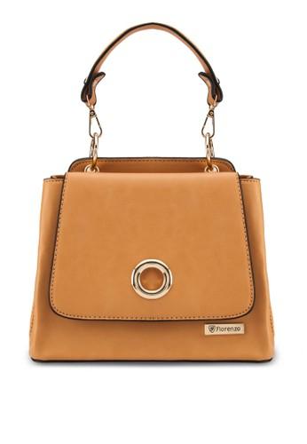 金esprit 京站屬圈飾手提袋, 包, 手提包