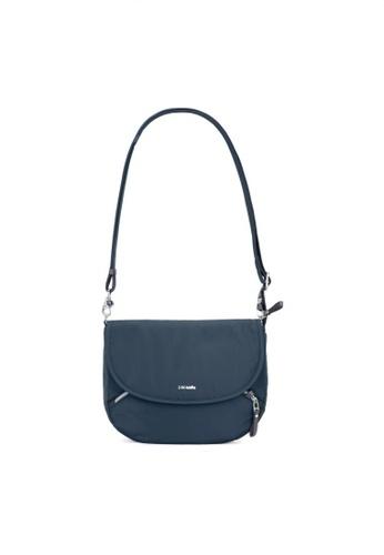 Pacsafe navy Pacsafe Stylesafe Anti-Theft Crossbody Bag (Navy) AD4C2ACB81903DGS_1