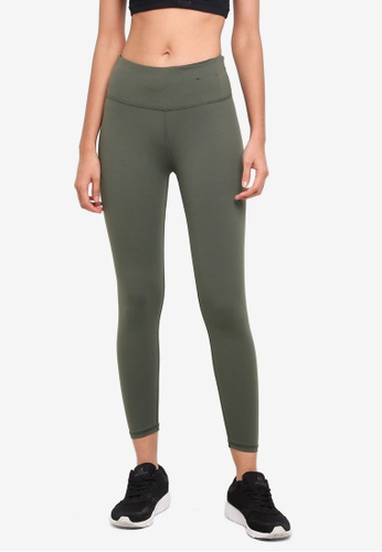 Cotton On Body green Active Core 7/8 Tights 5A0FDAA4B3CB77GS_1