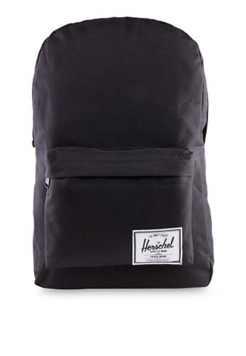 Herschel black Classic Backpack HE305AC99YIMSG_1