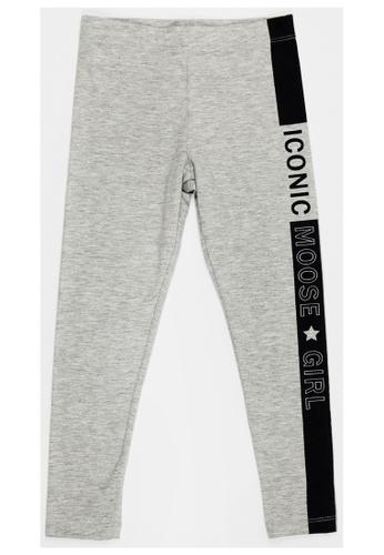 MOOSE GIRL grey Printed Leggings For Girls 40778KA1CFD6B5GS_1