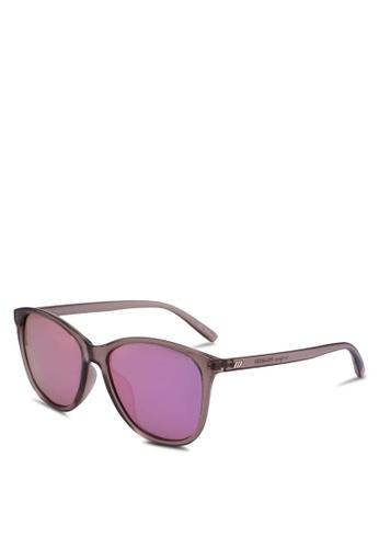 Le Specs beige Entitlement 1702157 Sunglasses 404DCGLEDB9802GS_1