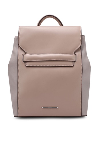 Nose beige Classic Backpack NO327AC0RVN5MY_1