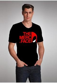 Merc Face Mens T-shirt