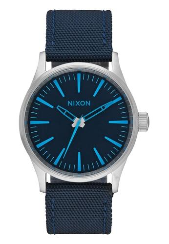 Nixon blue Nixon - Sentry 38 Blue Watch NI855AC82EANSG_1