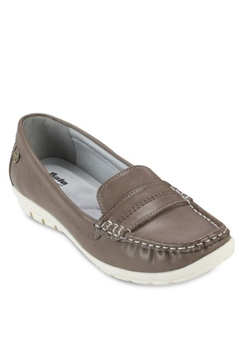 EIesprit outlet 旺角LEEN 莫卡辛鞋, 女鞋, 懶人鞋