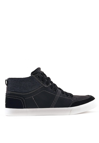 World Balance black Carsten MS Sneakers 14C23SH501199FGS_1