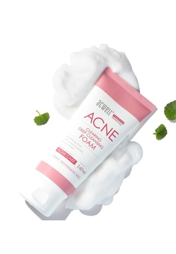 Acwell Acne Clearing Deep Cleansing Foam 3304BBE4CCAFDFGS_1