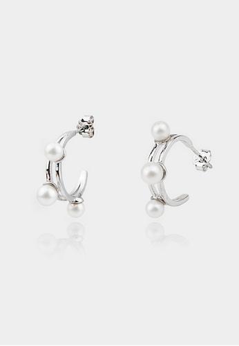 monojewelry CHELSEA PEARL EARRINGS B183DACCCC4A18GS_1