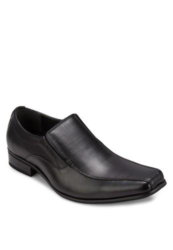 經典方頭商務皮鞋,zalora 心得 鞋, 皮鞋