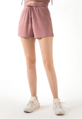 HAPPY FRIDAYS 女子跑步運動短褲 DSG-DS88 B2587AAE6B4957GS_1