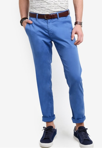 Boss Orange blue Schino Slim Pants BO434AA93MGSMY_1