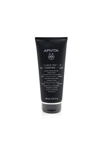 APIVITA APIVITA - Black Detox Cleansing Jelly For Face & Eyes 150ml/5.07oz 623B1BE216B7C9GS_1