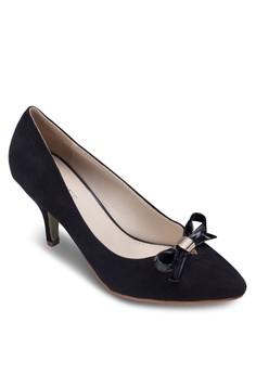 Raelyn Bow Short Heels