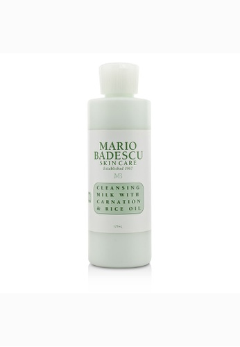 Mario Badescu MARIO BADESCU - Cleansing Milk With Carnation & Rice Oil - For Dry/ Sensitive Skin Types 177ml/6oz 43A06BEDFBA99AGS_1