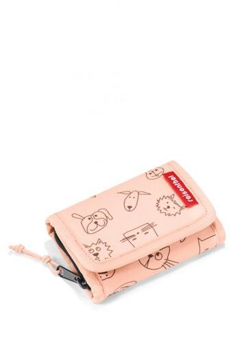 Reisenthel Wallet S Kids Cats & Dogs Rose 651A4KC1C7CB01GS_1