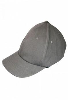 Plain Grey Baseball Cap