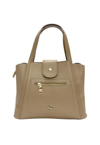 POLOVENZI POLOVENZI Ladies Hand Bag + Free Gift 7EF5FAC6055CAAGS_1