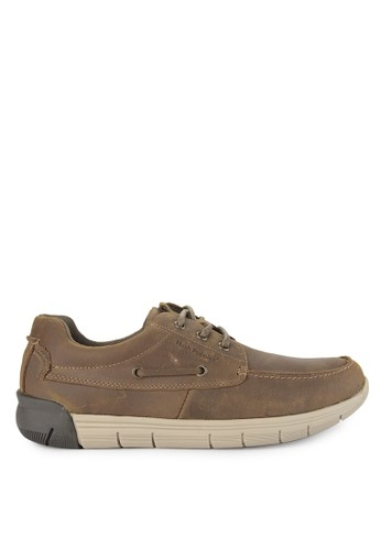 Hush Puppies brown Francis Lace Up B5369SHB4D6322GS_1