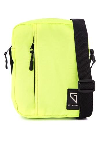 Gametime green Gametime Sling Bag Head On GA593AC0JQ0XPH_1