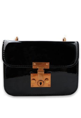 SAINT LUCAS black Saint Lucas Women Bag 9B6F2AC73C2FC6GS_1