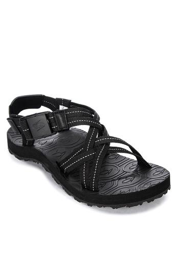 Krooberg black Kern 2x Sandals 11A03SH963385EGS_1