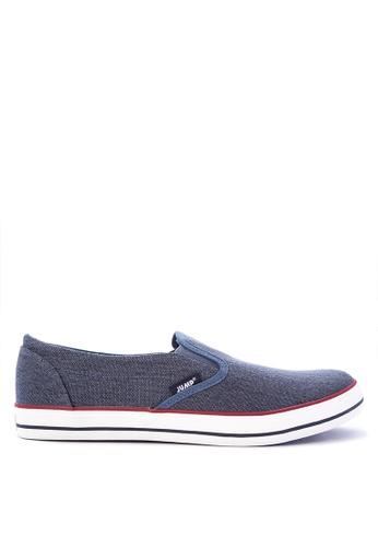 Jump blue Ivel Sneakers 74B54SH7DF62BAGS_1