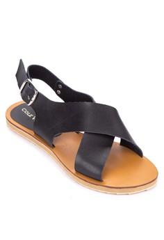Milan Flat Sandals