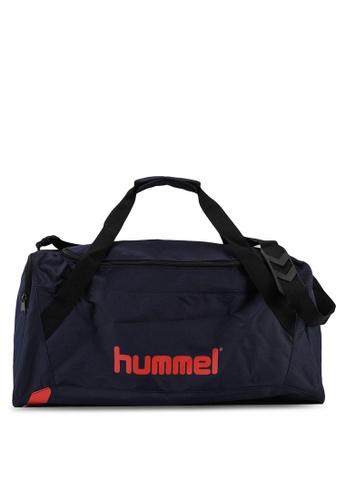 Hummel blue Action Sports Bag M 072AAACB25635CGS_1