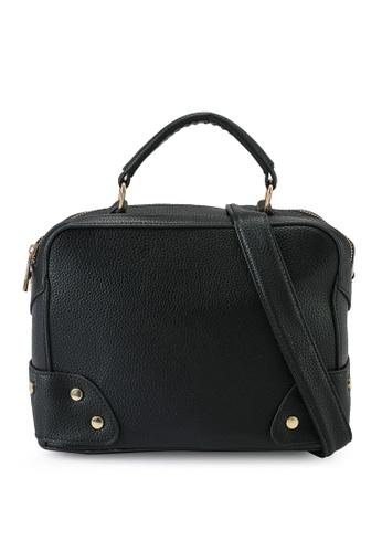 Vero Moda black Mally Cross Over Bag E17D5ACDBDCB0CGS_1
