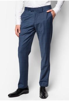 Buzz Window Pane Trousers