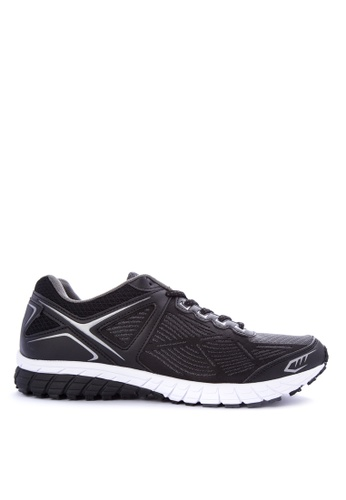 Fila black F Series Running Shoes FAB1FSHC7A7ACDGS_1