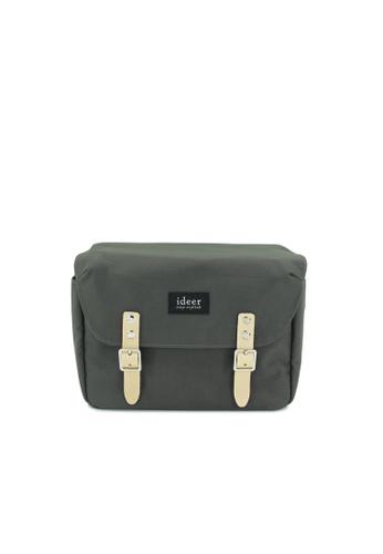 ideer green Hunter 190 Green - Camera Messenger Cross Bag 52F46AC1B7E92DGS_1