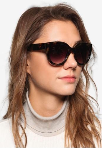 Coade 貓眼太陽眼鏡、 飾品配件、 飾品配件ALDOCoade貓眼太陽眼鏡最新折價