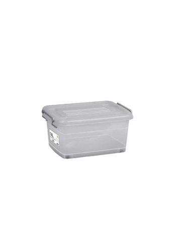 Nest Design Lab grey All-Purpose Storage Box with Wheels-Portable-Plastic-14L F2909HL247B64FGS_1