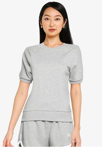 GAP grey Short Sleeve Pullover E9DECAA58A3C06GS_1