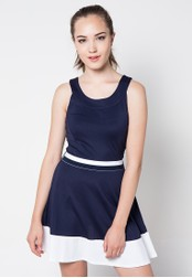 FILA navy Dress FI346AA91DFWID_1