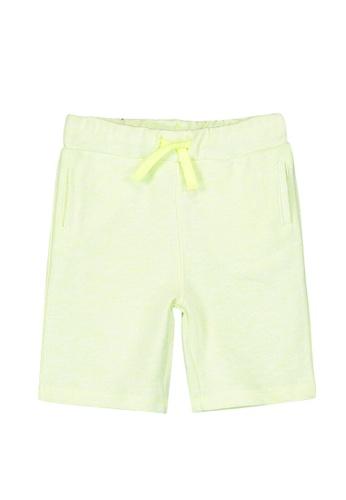 LC Waikiki yellow Baby Boy Cotton Bermuda Shorts 1DACAKA0EC1F6FGS_1