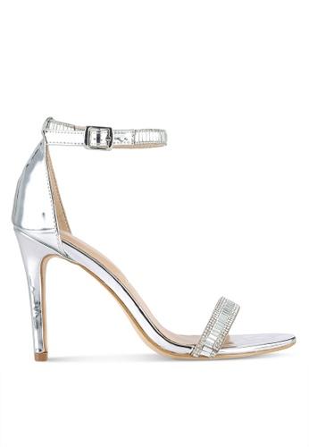 ALDO silver Sevoredia Heels AL087SH0RLAZMY_1