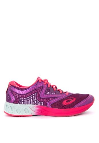 Asics pink Noosa FF Triathlon Shoes AS445SH0JGUQPH_1