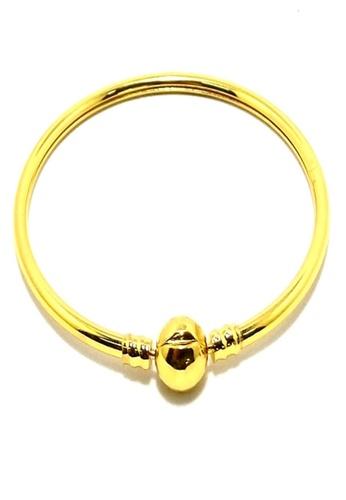 KLF Zaniagold Bracelet By KLF KL134AC0RNVOMY_1
