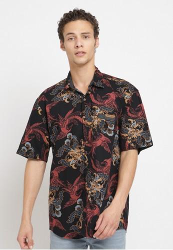 Poshboy red Poshboy Shirt Yagami SB-7KN-XSR 836E0AAFA0E87DGS_1