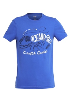Chaps Jersey Graphic T-Shirt