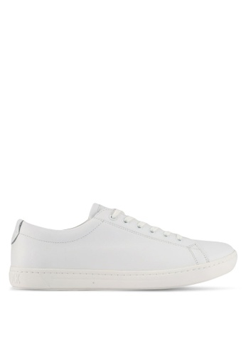 Birkenstock white Arran Retro Sneakers 68861SHE37DE20GS_1