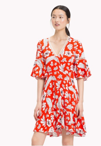 fd6a935ca4 Buy Tommy Hilfiger PEGGY DRESS SS Online on ZALORA Singapore