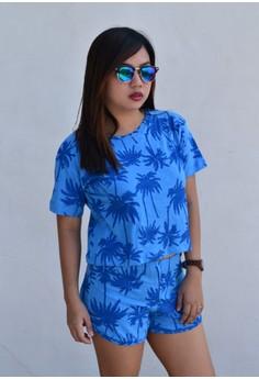 Blue Palms Coordinates