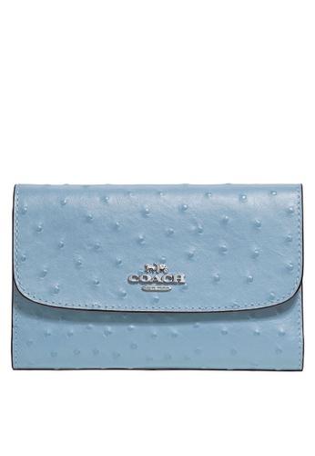 Coach blue Medium Envelope Wallet (cv) A9005AC1913FA9GS_1