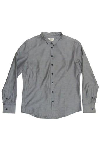 比翼領合身襯esprit tote bag衫, 服飾, 素色襯衫