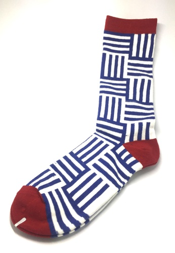 Splice Cufflinks Kuma Series Doufu Packaging Socks SP744AA59SZOSG_1