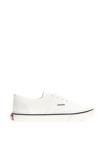 New York Sneakers white Vaughn Men's Low Cut Shoes 1822 AABDASH23B43DAGS_1